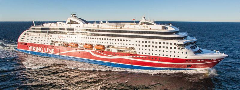 SATEL casestory Viking Grace