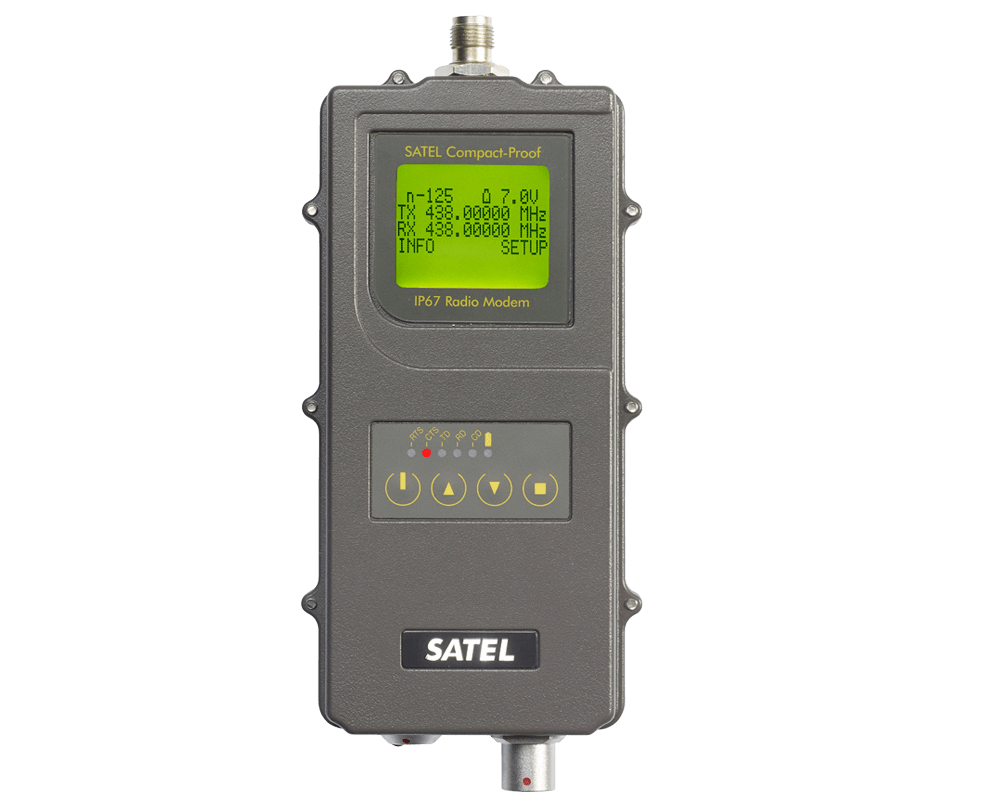 SATEL – Radio networking technology for GNSS