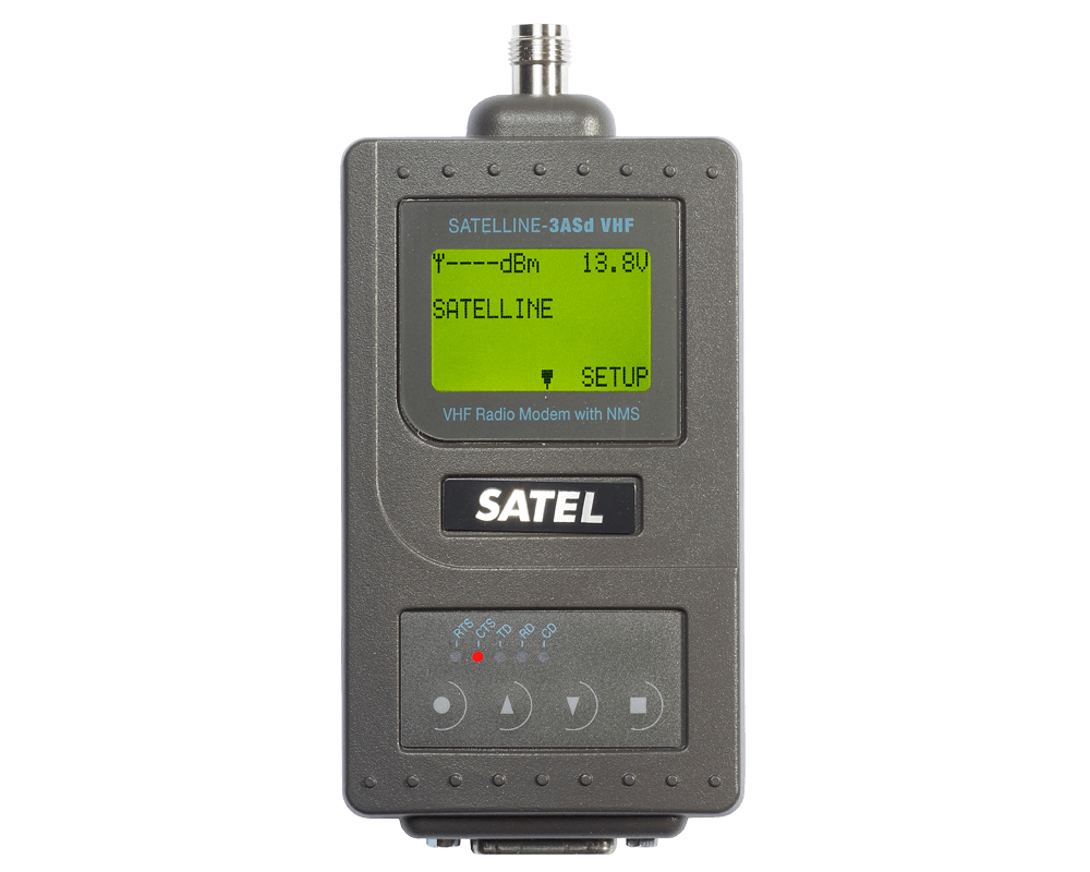 SATEL – SATELLINE-3AS VHF