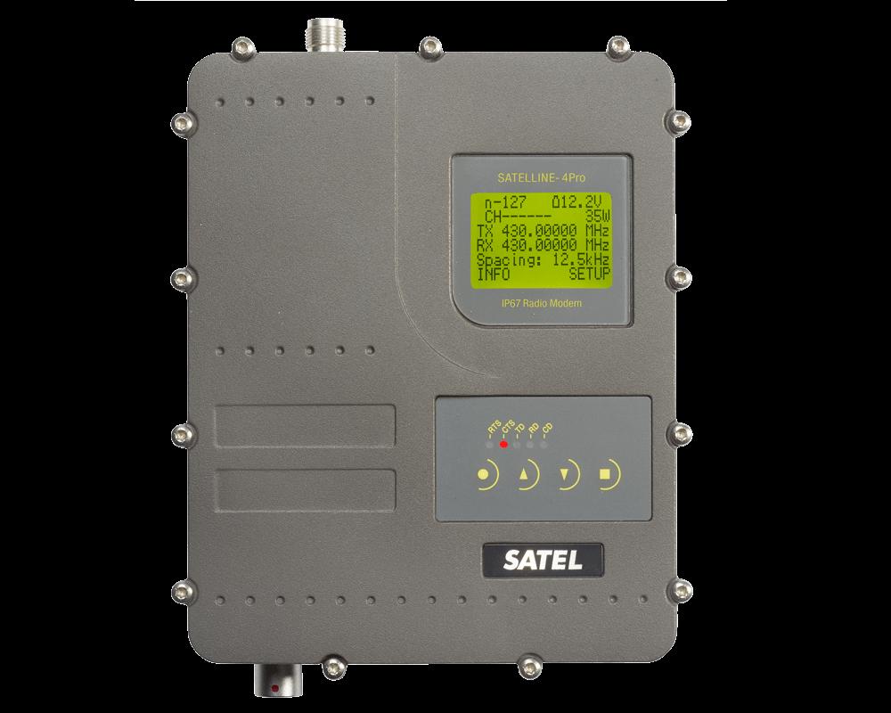 Satel Ip Radio Routers Serial Modems And Simple I O 2km Long Range Fm Transmitter Satelline 4pro